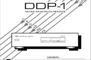雅马哈DDP-1英文说明书