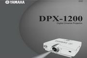 雅马哈DPX-1200说明书