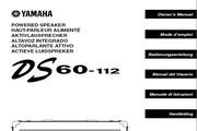 雅马哈DS60-112英文说明书