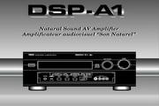 雅马哈DSP-A1英文说明书