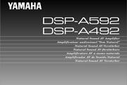 雅马哈DSP-A592英文说明书