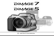 柯尼卡美能达 DiMAGE 5数码相机说明书