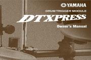 雅马哈DTXPRESS英文说明书