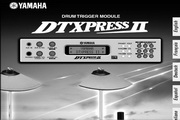雅马哈DTXPRESS II英文说明书