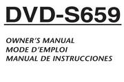 雅马哈DVD-S659英文说明书