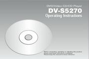 雅马哈DV-S5270英文说明书