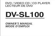 雅马哈DV-SL100英文说明书
