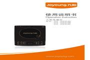 九阳 电磁炉JYC-21ES12B型 使用说明书