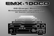 雅马哈EMX-100CD英文说明书