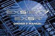 雅马哈EX5英文说明书