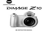 柯尼卡美能达 DiMAGE Z10数码相机说明书