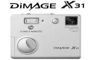 柯尼卡美能达 DiMAGE X31数码相机说明书