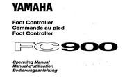 雅马哈FC900英文说明书