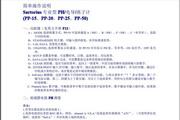 赛多利斯PP-15专业型PH/电导/离子计简单操作说明书