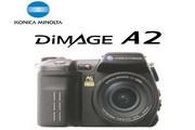 柯尼卡美能达 DiMAGE A2数码相机说明书