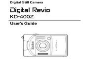 柯尼卡美能达KD-400Z数码相机说明书