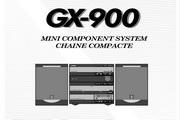 雅马哈GX-900RDS英文说明书