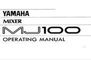 雅马哈MJ100说明书