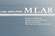 雅马哈MLA8说明书