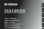 雅马哈NAI48-ES说明书