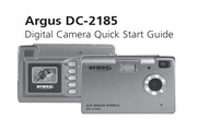 Argus DC-2185数码相机英文说明书