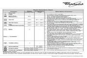 惠而浦 AKZ677/IX内置式电焗炉 英文用户手册