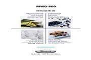 惠而浦 MWD900轻松煮系统微波炉 说明书