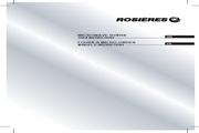 法国Rosieres RMG200MIN型微波炉 英文说明书