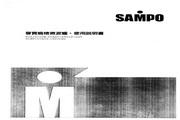 声宝 RE-1102SGM型微波炉 说明书