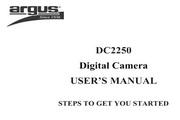 Argus DC2250数码相机说明书