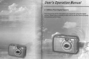 Argus DC3500数码相机说明书