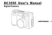 Argus DC3550数码相机说明书