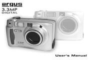 Argus DC3650数码相机说明书