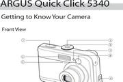 Argus DC5340数码相机说明书
