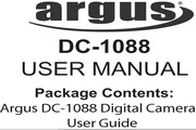 Argus DC-1088数码相机说明书