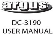 Argus DC-3190数码相机说明书