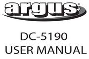 Argus DC-5190数码相机说明书