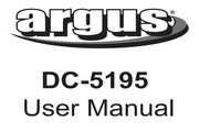 Argus DC-5195数码相机说明书