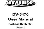 Argus DV5470数码相机说明书