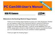 Argus PC300数码相机说明书