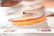 博世 HBN331E0B型烤箱 使用手册