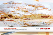 博世 HBA13B250A型烤箱 使用手册