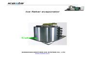 兄弟牌 IFE-25T型片冰机蒸发器 使用说明书