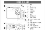 鸿友MDC 4000数码相机说明书