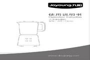 九阳 JYL-D010型料理机 使用说明书