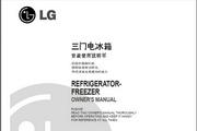 LG GR-313SVF冰箱英文说明书