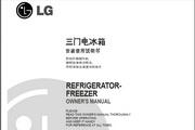 LG GR-403SVF冰箱英文说明书