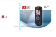 LG GSM手机 KG118说明书