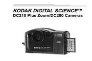 柯达DC210数码相机说明书