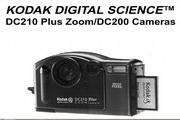 柯达DC210 Plus数码相机说明书